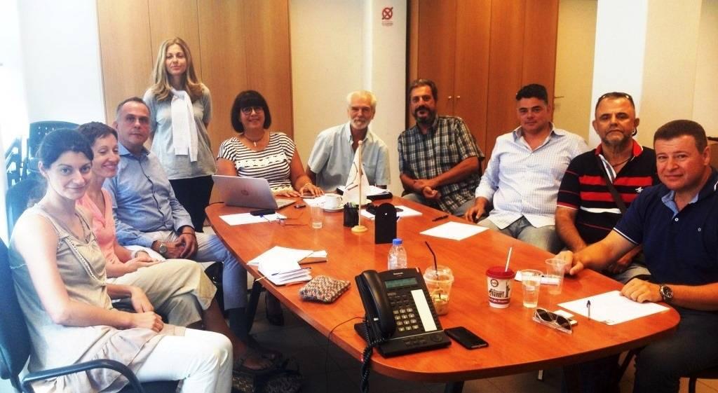 Stobra Meeting in Athens