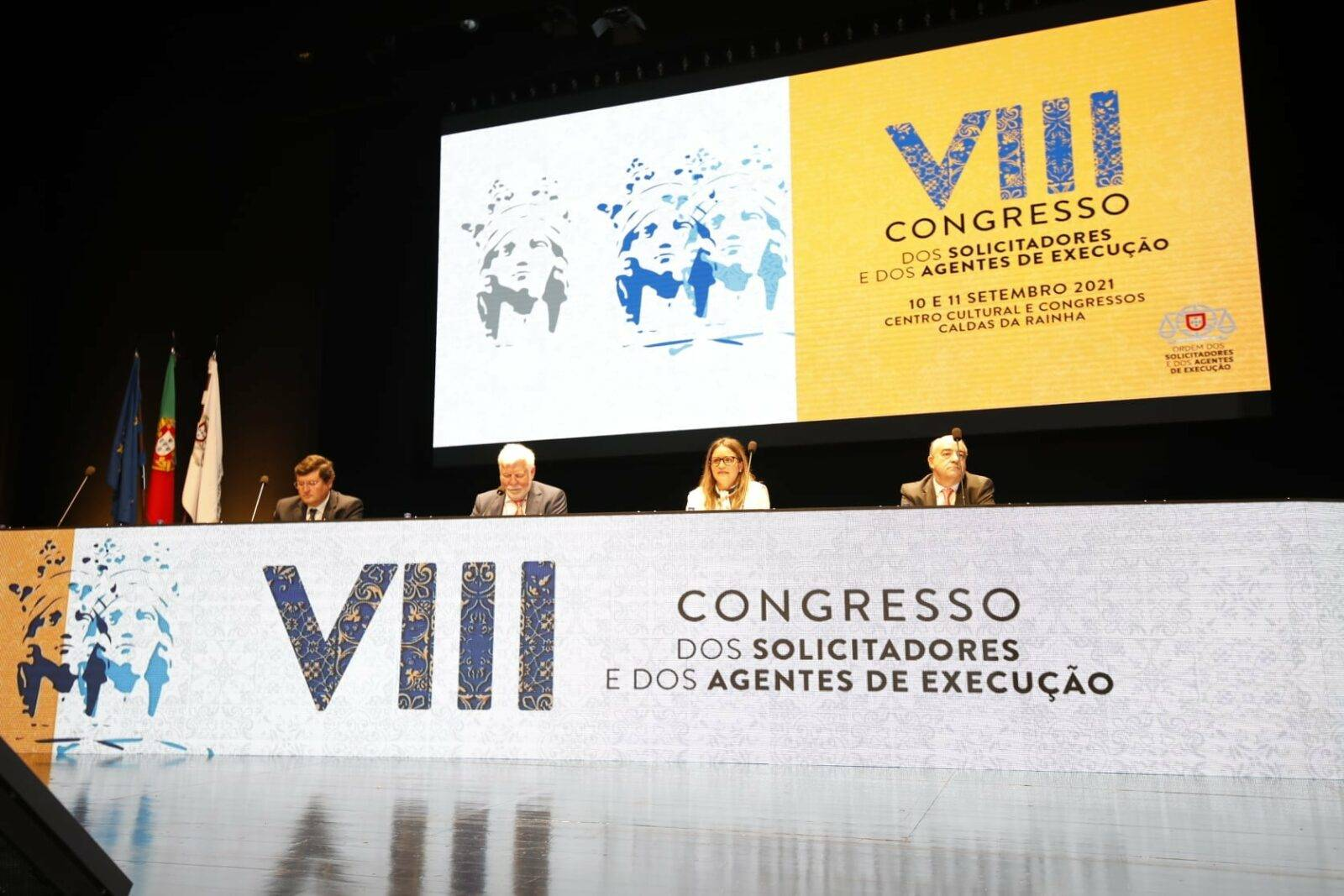VIII Congress of Solicitors and Enforcement Agents of Portugal: technology, innovation and the future under debate